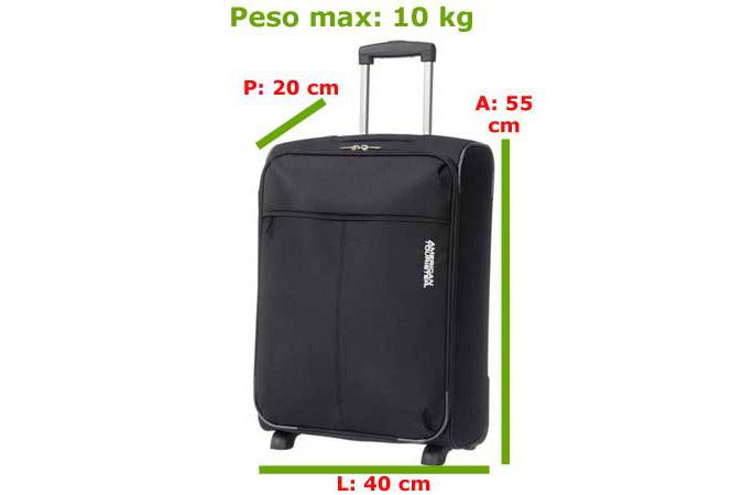 Come fare il bagaglio a mano per Ryanair | SiViaggia